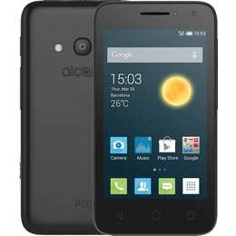 Alcatel 4034D One Touch PIXI 4 Black Black