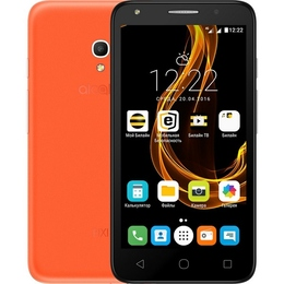 Alcatel 5045D PIXI 4 Amber Orange