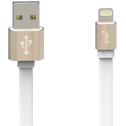 Кабель PQI i-Cable USB2.0-Lightning Metallic Gold (1м)