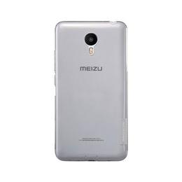 Чехол Nillkin Clear Cover Grey (для Meizu M2 Note)