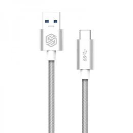 Кабель Nillkin Elite USB3.0-USB-С Silver (1м)