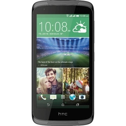 HTC 526G Matte Black Glossy