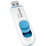 A-Data C008 8Gb White Blue