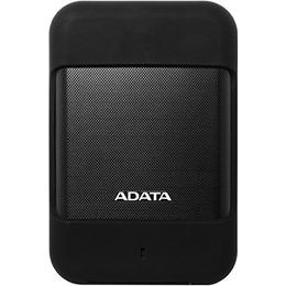 """Внешний жесткий диск 1 TB A-Data HD700 Black (2.5"""", USB3.0, прорезиненный, водонепроницаемый, противоударный)"""