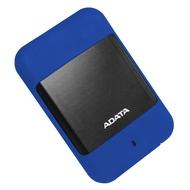 """Внешний жесткий диск 1 TB A-Data HD700 Blue (2.5"""", USB3.0, прорезиненный, водонепроницаемый, противоударный)"""
