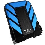 """Портативный HDD 1 TB A-Data HD710 Blue (2.5"""", USB3.0, прорезиненный,водонепроницаемый, противоударный)"""