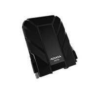 """Внешний жесткий диск 2Тб A-Data HD710 Black (2.5"""", USB3.0, прорезиненный, водонепроницаемый, противоударный)"""