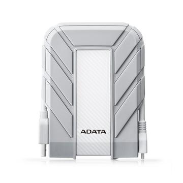 """Внешний жесткий диск 1 TB A-Data HD710A White (2.5"""", USB3.0, прорезиненный)"""