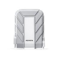 """Внешний жесткий диск 2Тб A-Data HD710A White (2.5"""", USB3.0, прорезиненный)"""