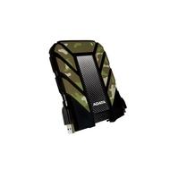 """Внешний жесткий диск 1 TB A-Data HD710 Military (2.5"""", USB3.0, прорезиненный, водонепроницаемый, противоударный)"""