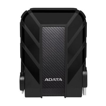 """Внешний жесткий диск 1 TB A-Data HD710 Pro Black (2.5"""", USB3.0, пластиковый корпус, водонепроницаемый, противоударный)"""