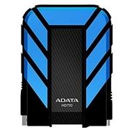 """Внешний жесткий диск 1 TB A-Data HD710 Pro Blue (2.5"""", USB3.0, пластиковый корпус, водонепроницаемый, противоударный)"""