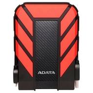 """Внешний жесткий диск 1 TB A-Data HD710 Pro Red (2.5"""", USB3.0, пластиковый корпус, водонепроницаемый, противоударный)"""