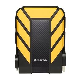 """Внешний жесткий диск 1 TB A-Data HD710 Pro Yellow (2.5"""", USB3.0, пластиковый корпус, водонепроницаемый, противоударный)"""