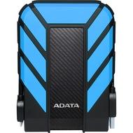 """Внешний жесткий диск 2Тб A-Data HD710 Pro Blue (2.5"""", USB3.0, пластиковый корпус, водонепроницаемый, противоударный)"""