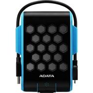 """Внешний жесткий диск 1 TB A-Data HD720 Blue Black (2.5"""", USB3.0, прорезин. корпус, водонепроницаемый, антишок (1.8м) противоударный)"""