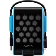 """Внешний жесткий диск 2Тб A-Data HD720 Blue Black (2.5"""", USB3.0, прорезин. корпус, водонепроницаемый, антишок (1.8м) противоударный)"""