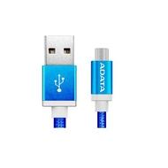 Кабель A-DATA microUSB-USB Blue (USB, microUSB, 1м)