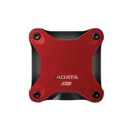 Твердотельный накопитель SSD A-data SD600 256GB Red