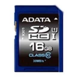 SDHC 16Гб A-Data Класс 10 UHS-I U1 Premier