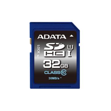 SDHC 32Гб A-Data Класс 10 UHS-I U1 Premier