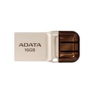 Накопитель USB3.1 A-Data UC360 16 Гб Gold