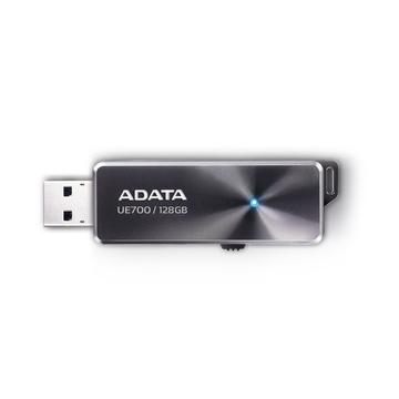 Флешка USB 3.0 A-Data UE700 128гб Black