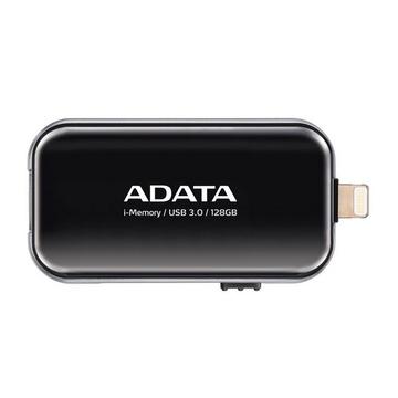 Флешка USB 3.0 A-Data UE710 i-Memory Elite 128гб Black