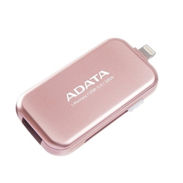 Флешка USB 3.0 A-Data UE710 i-Memory Elite 32Гб Rose Gold