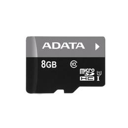 MicroSDHC 08Гб A-Data Класс 10 UHS-I (OTG/USB Ридер)