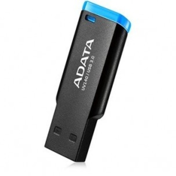 Флешка USB 3.0 A-Data UV140 16 Гб Black Blue