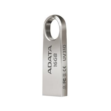 Флешка USB 3.0 A-Data UV310 16 Гб Gold
