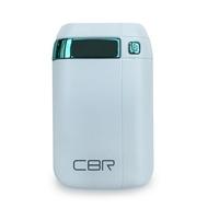 Портативный аккумулятор CBR CBP-4075 White (USB, фонарик, 7500 mAh)