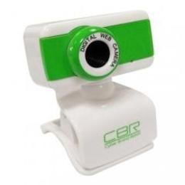 CBR CW-832M Green (1,3Mpx, USB2.0, встроенный микрофон, эффекты)