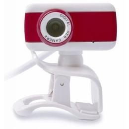 CBR CW-832M Red (1,3Mpx, USB2.0, встроенный микрофон, эффекты)