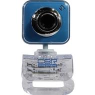 CBR CW-834M Blue (1,3Mpx, USB2.0, встроенный микрофон, эффекты)