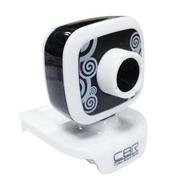 CBR CW-835M Black (1,3Mpx, USB2.0, встроенный микрофон, эффекты)