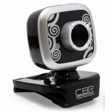 CBR CW-835M Silver (1,3Mpx, USB2.0, встроенный микрофон, эффекты)