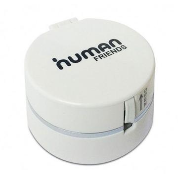 Зарядное устройство CBR Human Friends USB Trunk White (USB, Apple 30-pin, Lightning, microUSB 1A)