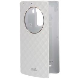 Чехол LG QuickCircle White (для LG G4c)
