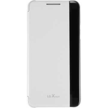 Чехол LG Flip Cover FCK200 White (для LG K200)