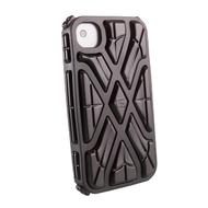 Футляр G-Form X-Protect Black (для iPhone 4S, противоударный, реактивная защита RPT)
