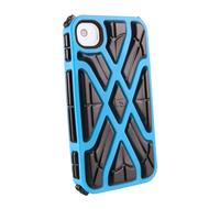 Футляр G-Form X-Protect Blue Black (для iPhone 4S, противоударный, реактивная защита RPT)