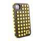 Футляр G-Form Extreme Grid Yellow Black (для iPhone 4S, противоударный, реактивная защита RPT)