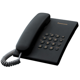 Panasonic KX-TS2350RUB Black