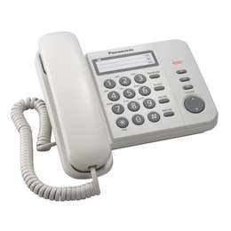 Panasonic KX-TS2352RUW White