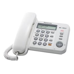 Panasonic KX-TS2358RUW White