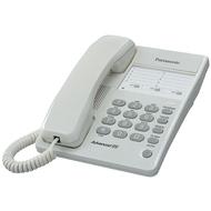Panasonic KX-TS2363RUW White (30 ст., спикерфон, автодозвон, гнездо для гарнитуры)