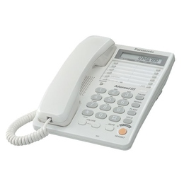 Panasonic KX-TS2368RUW White (2 телефонные линии)