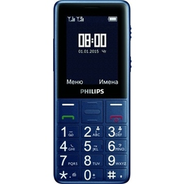 Philips E311 Navy Blue